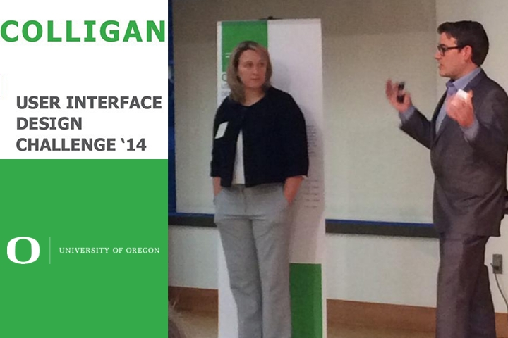 Lawger Takes 2nd in Colligan User Interface Design Challenge!